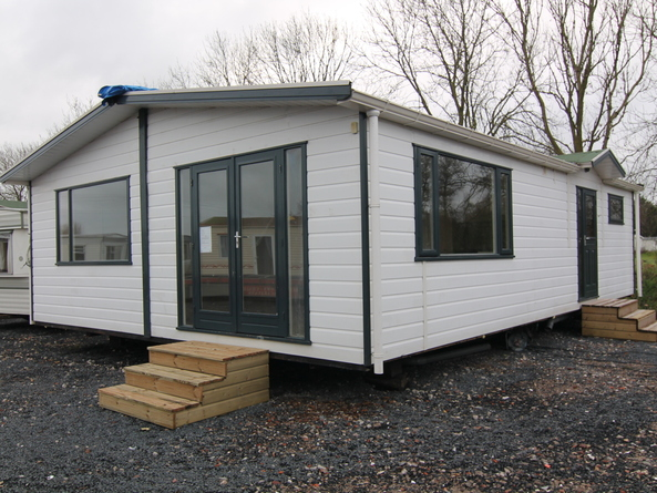 Chalet twin 70M2 met airco
